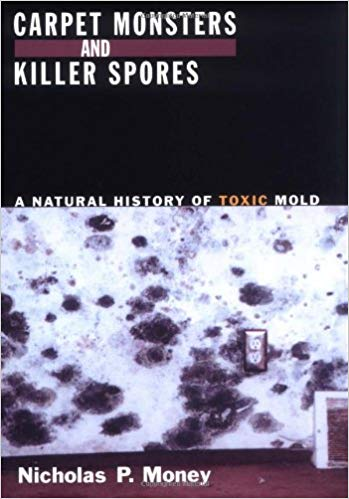 Carpet Monters and Killer Spores Book Cover