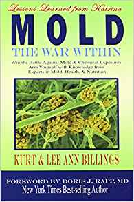 Mold The War Within Book Cover