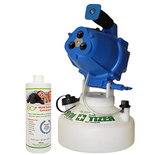 EC3 Cold Fogger and Mold Concentrate Solution
