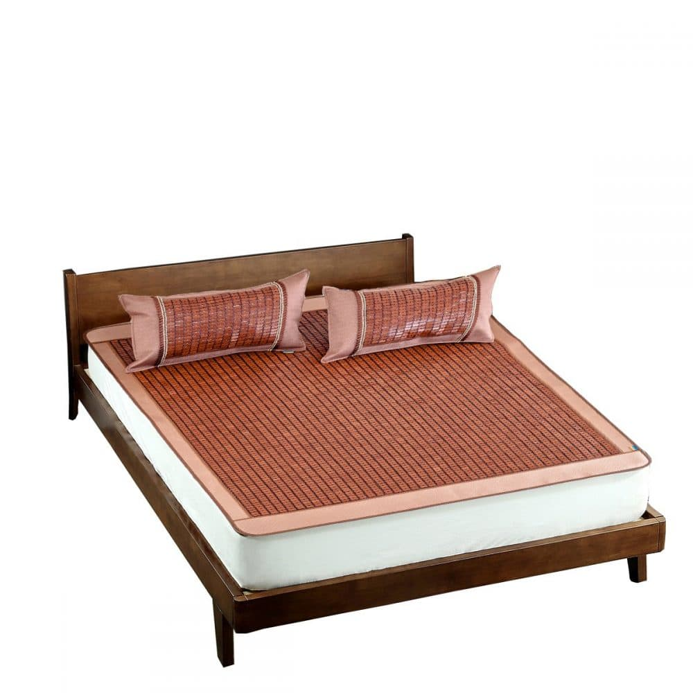 Carbonized Bamboo Mold Resistant Mattress Topper Pad