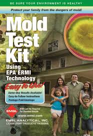 EMSL Mold Test Kit With ERMI