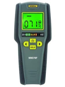 General Tools Pinless Moisture Meter
