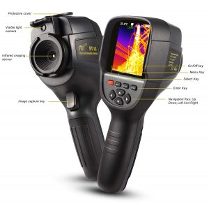 Handheld Infrared Thermal Imager