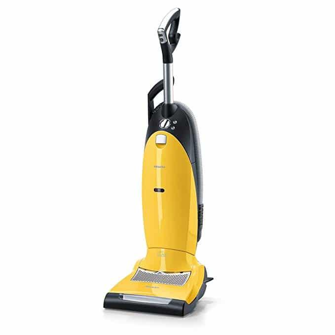 Milele Upright HEPA Vacuum