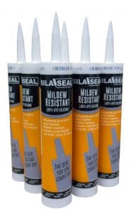 Mold Resistant Caulking