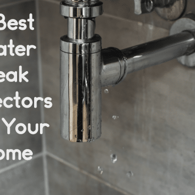 7 Best Water Leak Detectors
