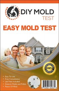 Mold Inspection Network DIY Mold Test Kit