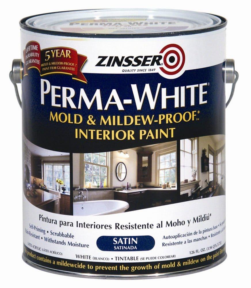 Rust-Oleum Mold Resistant Paint
