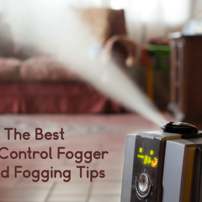 The Best Mold Control Fogger + Mold Fogging Tips