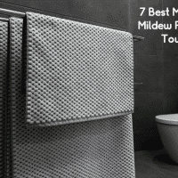 The 7 Best Mold and Mildew Resistant Towels + How To Remove The Mildew Smell