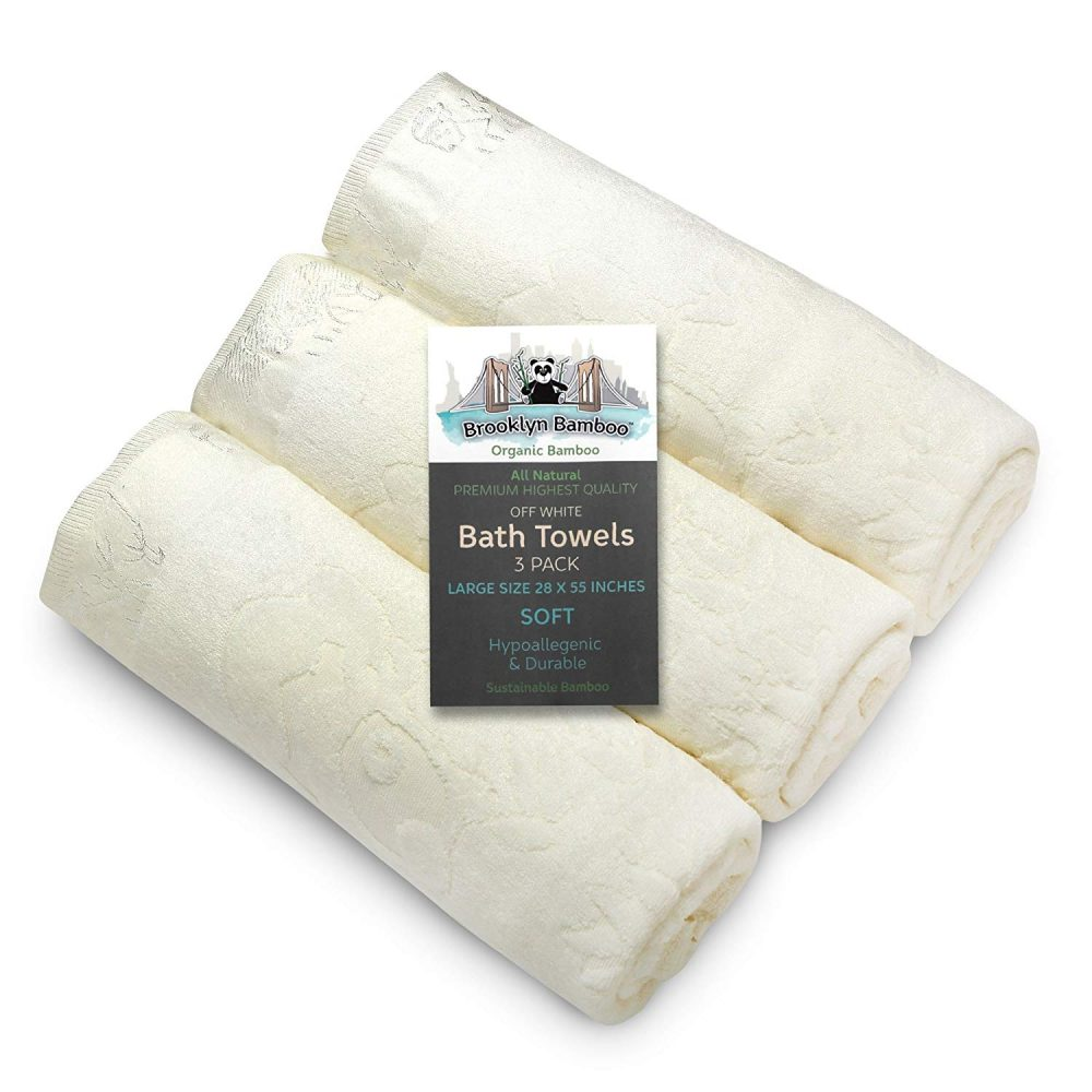 Brooklyn Bamboo Bath Towels