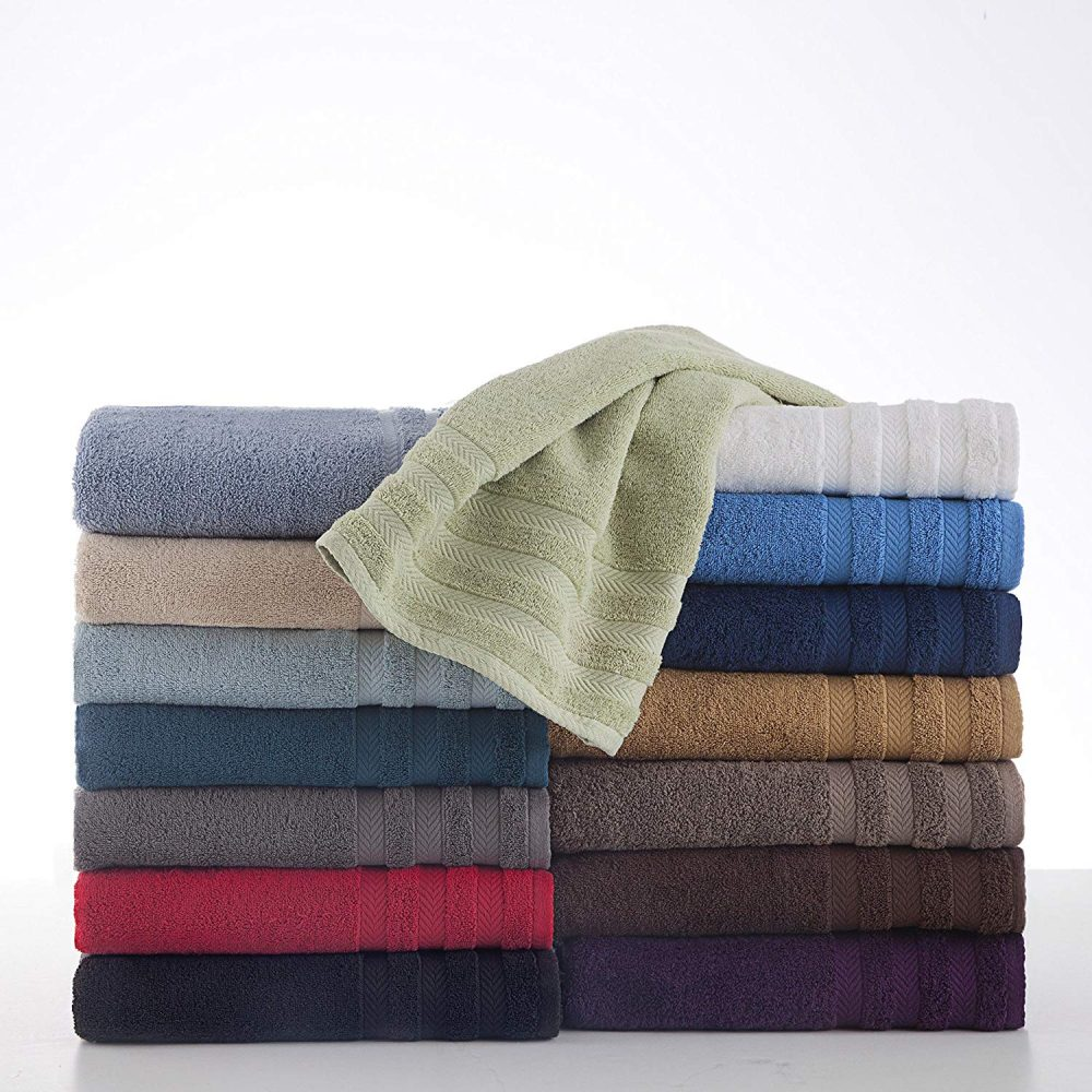 Egyptian Cotton Dryfast Towel Collection By Martex