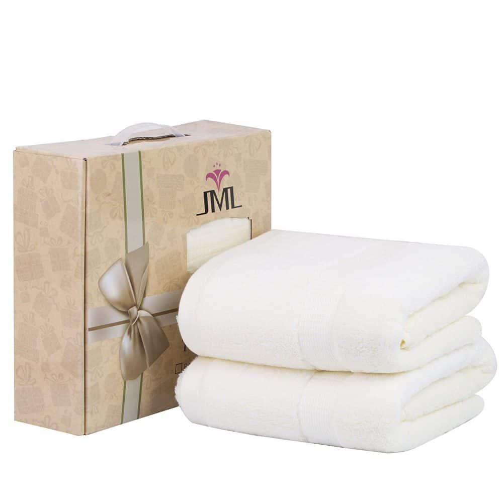 JML Heavy Bamboo Bath Towels