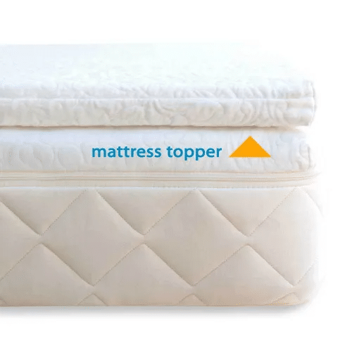 Happsy mold resistant mattress topper