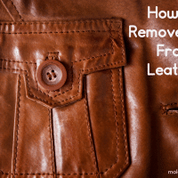 How To Remove Mold From Leather The Easy Way