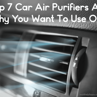 Top 7 Car Air Purifiers And Why You Want To Use One