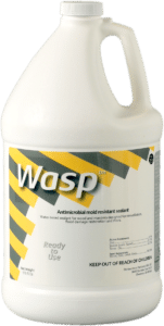 WASP Antimicrobial resistant sealant