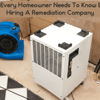 Mold Remediation - What Every Homeowner Needs To Know Before Hiring A Remediation Company