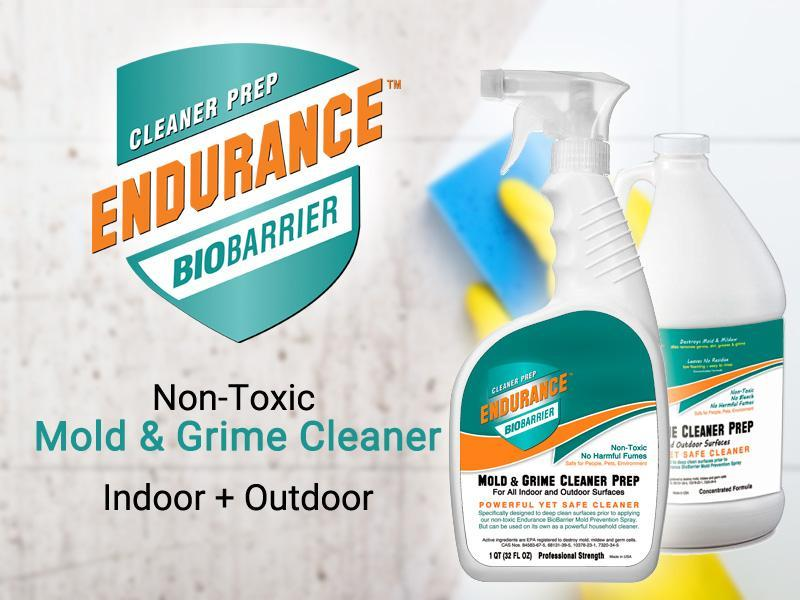 Endurance Biobarrier Cleaner Prep