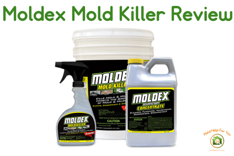 Moldex Mold Killer Products