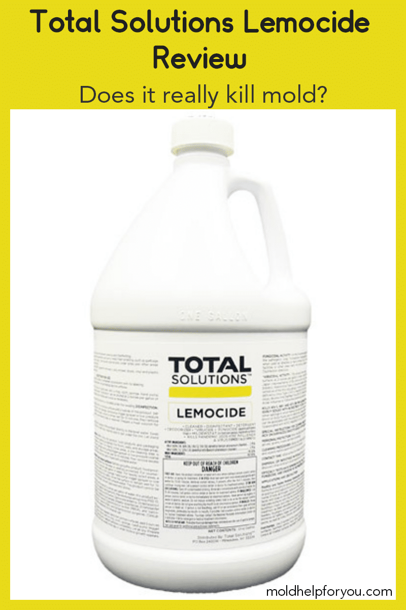 A bottle of total solutions lemocide