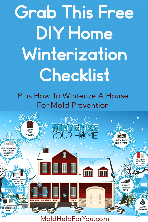 DIY Home Winterization Checklist