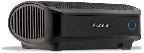 NuvoMed Car Air Purifier in black