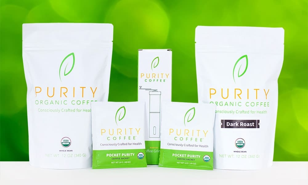 The Purity Mold and Mycotoxin Free Coffee Collection