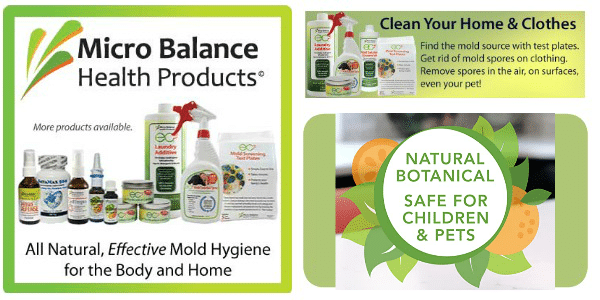 Micro Balance Health Products Banner
